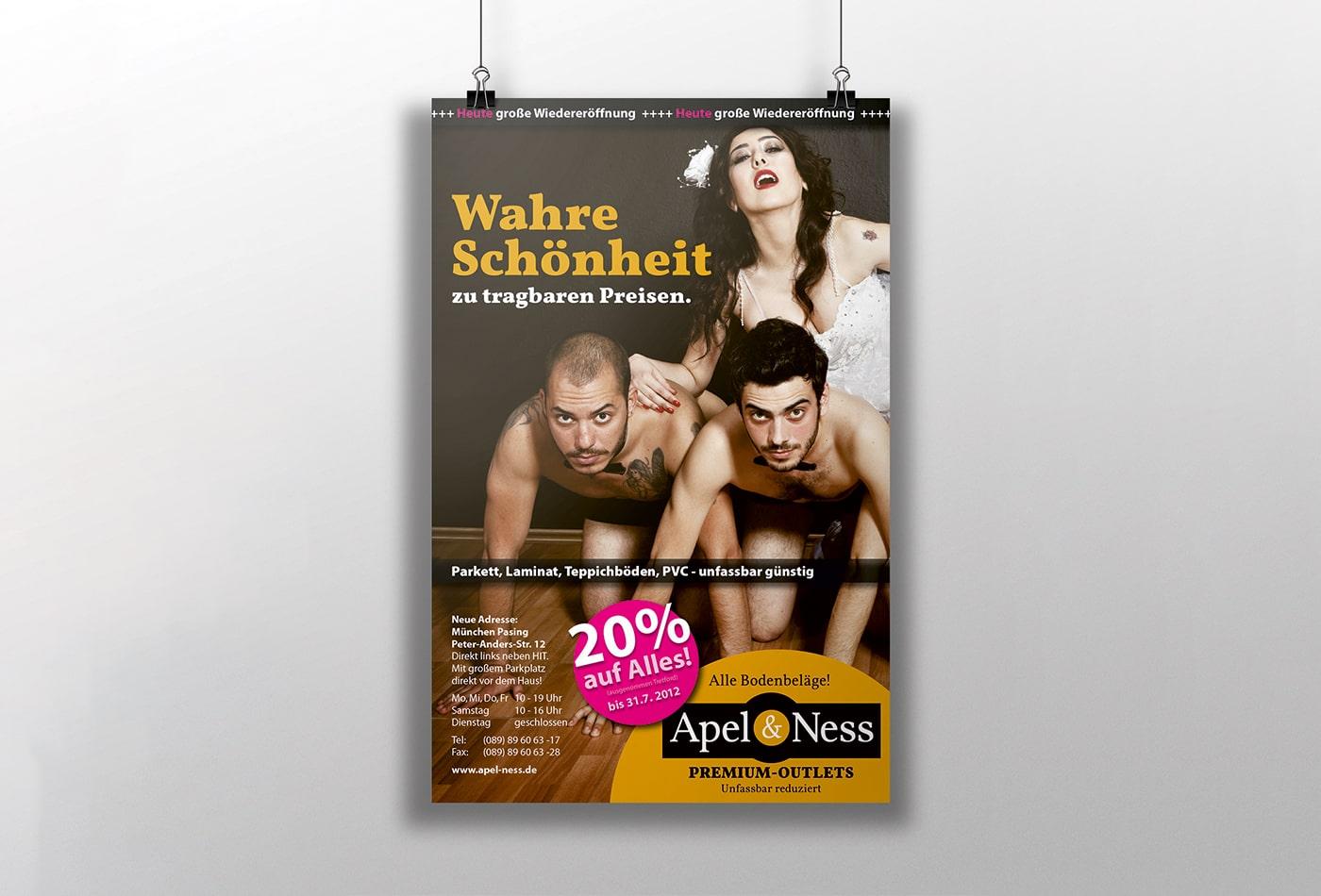 Apel&Ness Poster