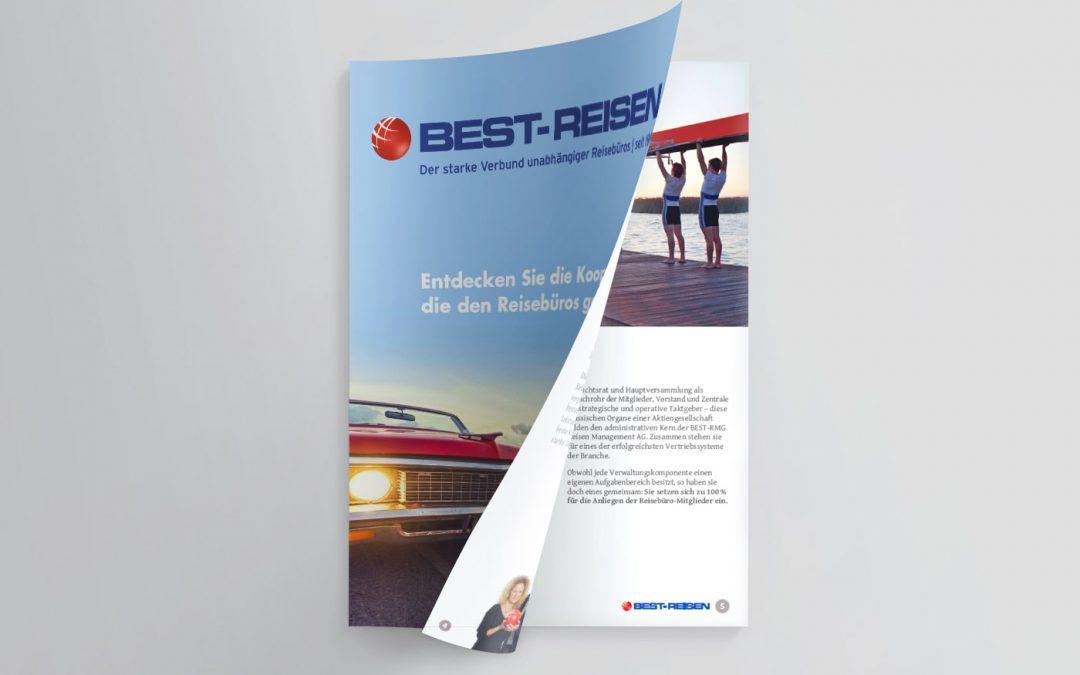 BEST-REISEN Imagebroschüre 2