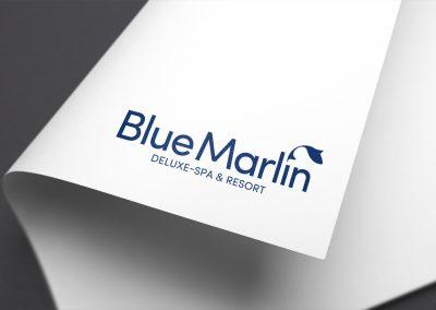 BlueMarlin Hotels Logoentwicklung