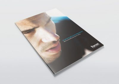 framas Imagebroschüre