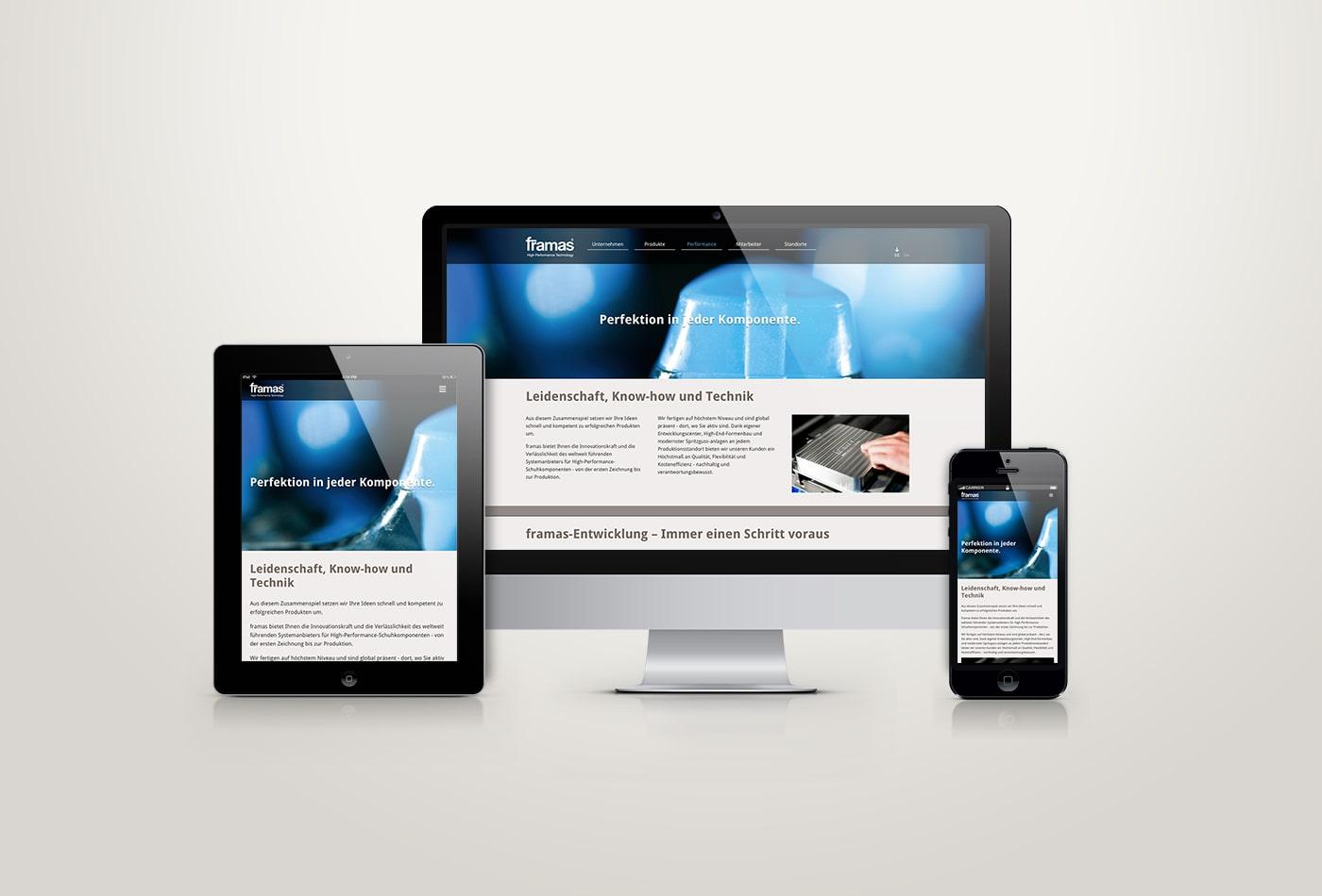 framas Webdesign