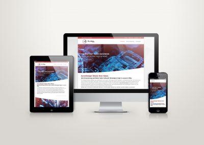 Global Sec Webseite