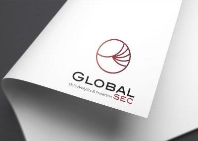 Global Sec Logoentwicklung