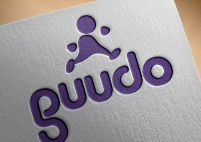 guudo Logoentwicklung