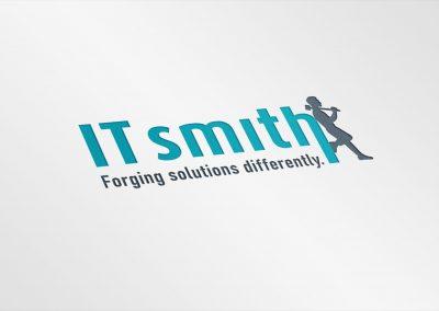 IT Smith Logoentwicklung