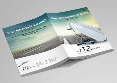 JT2 Group Broschüre