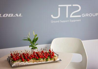 JT2 Messestand