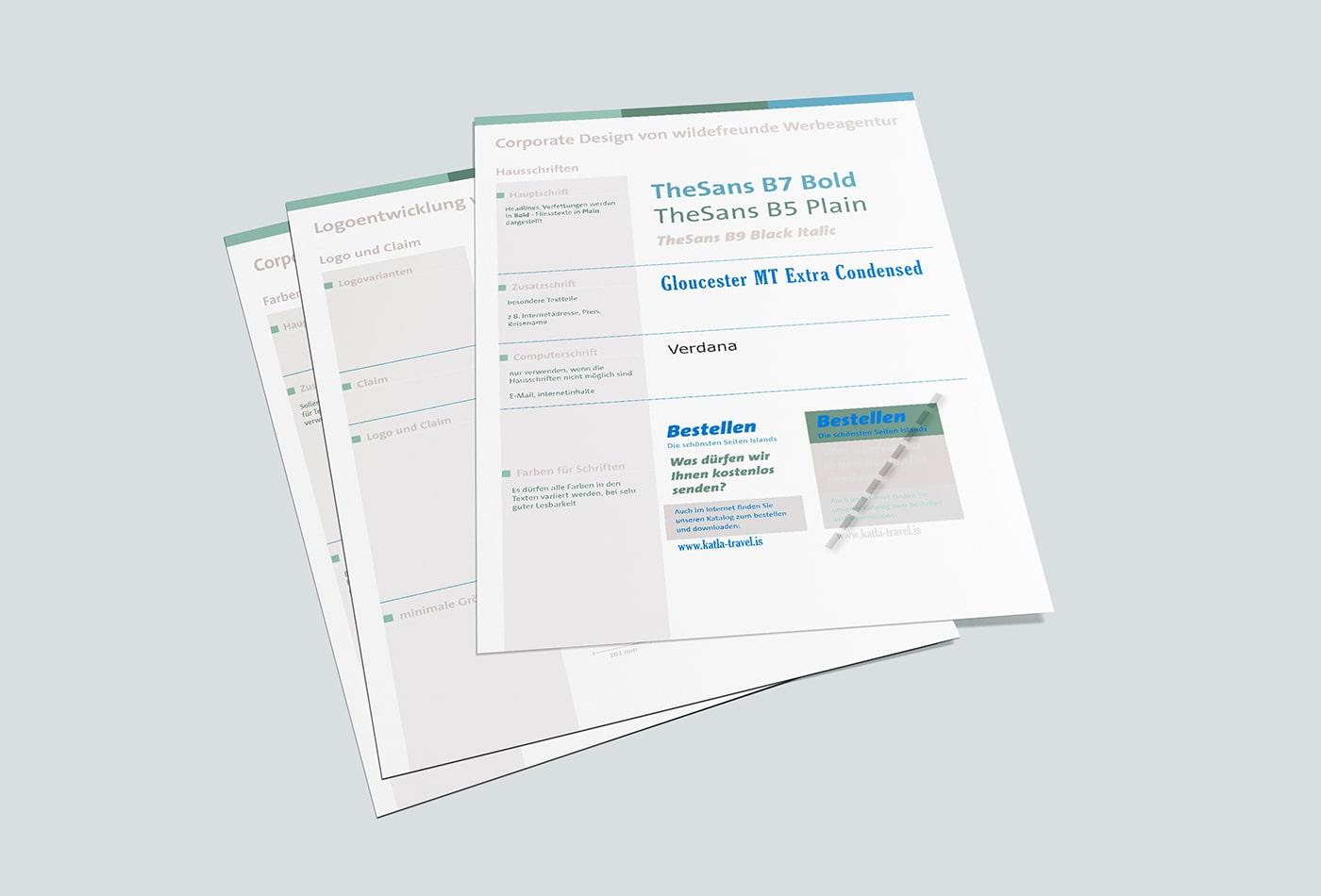 Katla Travel CD-Handbuch