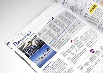 Katla Travel Katalog Innenseite
