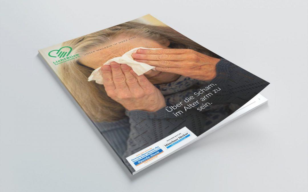 LichtBlick Seniorenhilfe Magazin