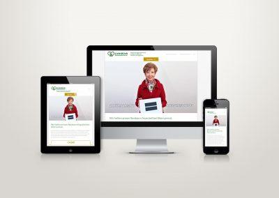 LichtBlick Seniorenhilfe Webseite