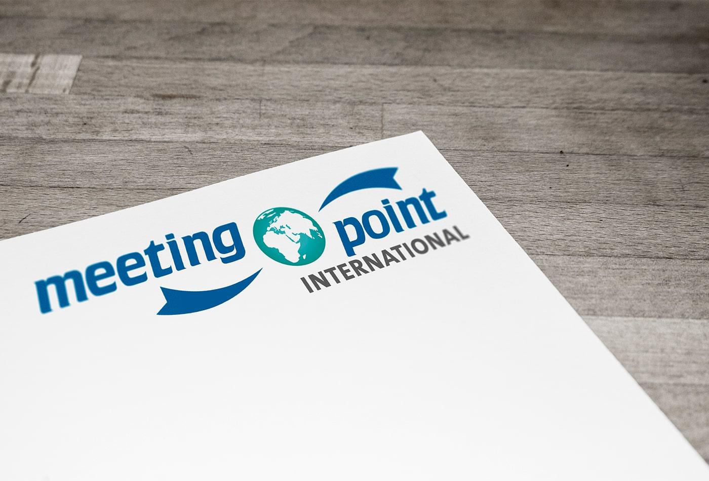 meetingpoint Logoentwicklung