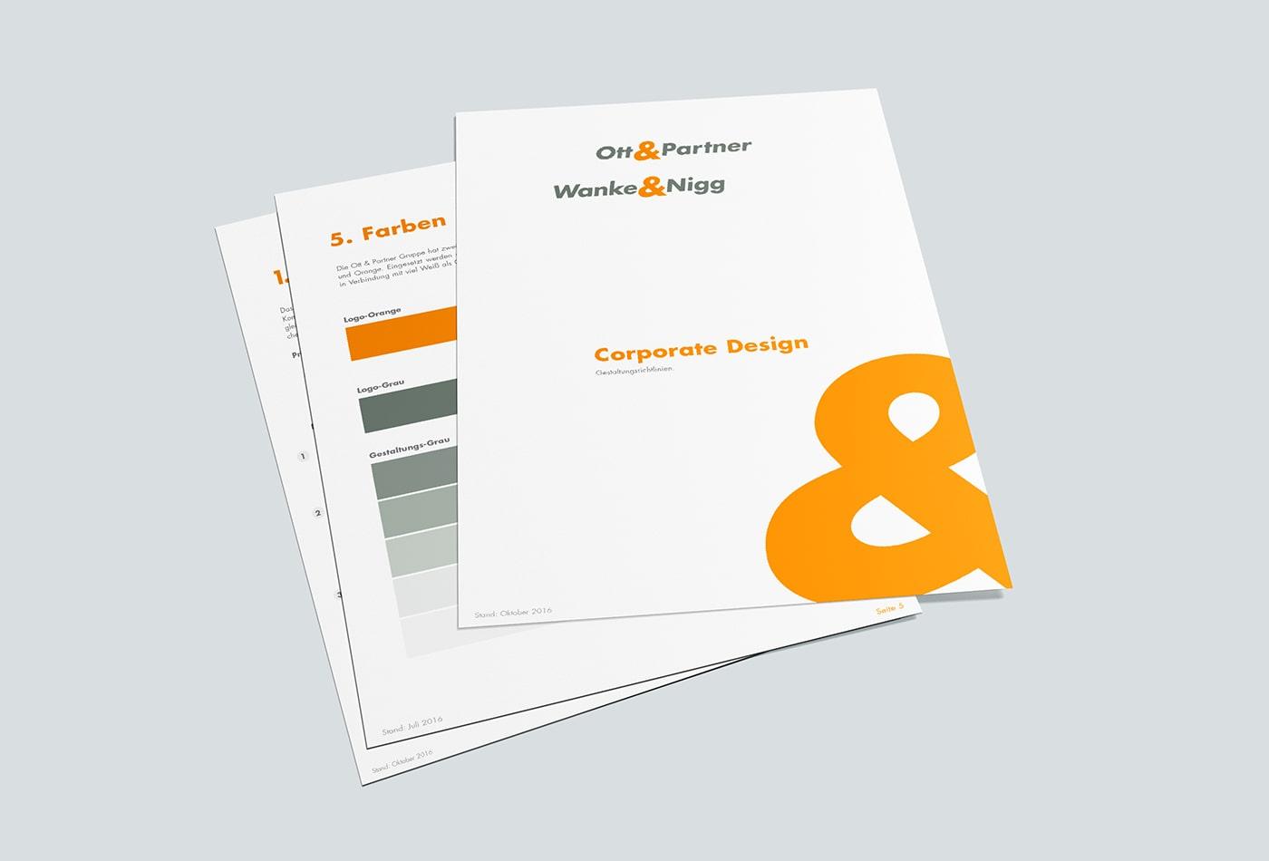 Ott&Partner Handbuch