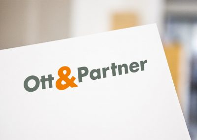 Ott&Partner Corporate Design