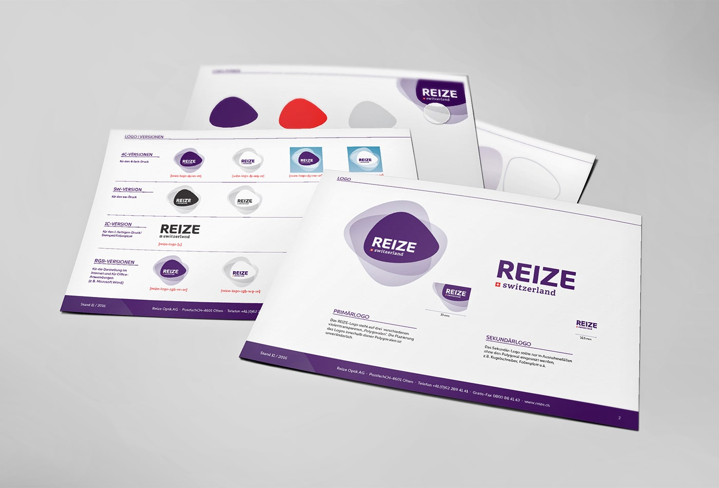 REIZE Handbuch