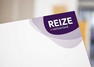 Reize Logo- & Corporate Design Entwicklung