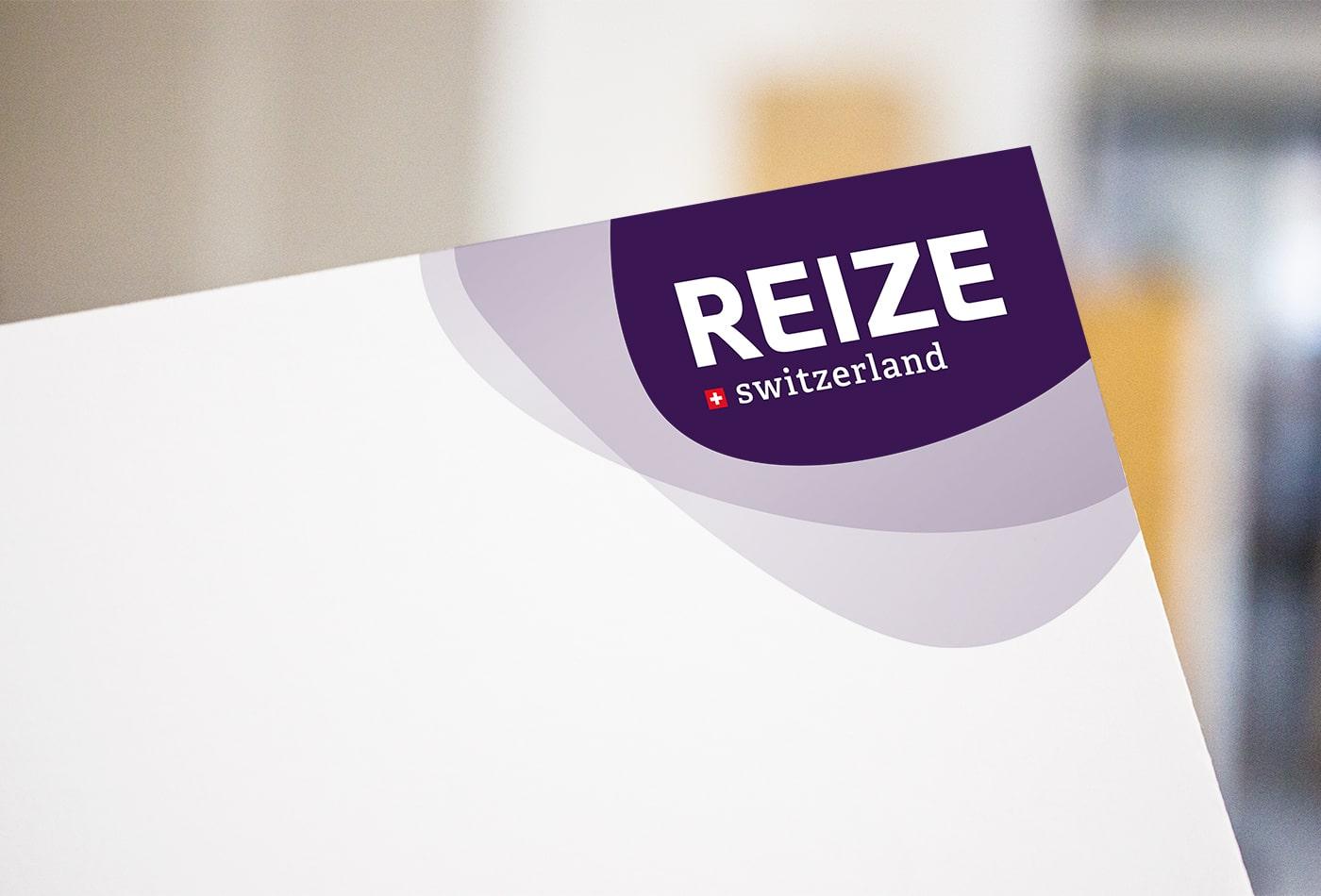 REIZE Logoentwicklung