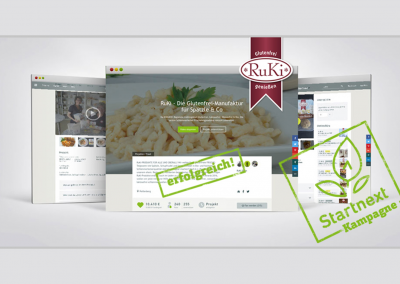 RuKi Startnext-Kampagne